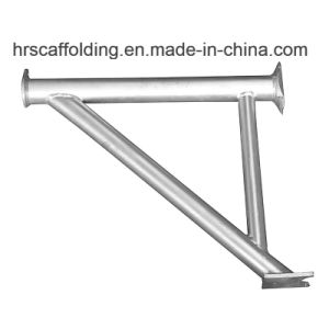 Cuplock Scaffolding Side Bracket pictures & photos