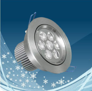 More Than 50000hr Life Span 7W LED Down Light (TH7*1W)
