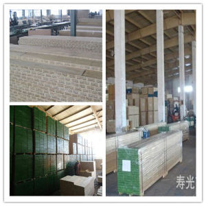 LVL Scaffolding Boardsb / Scaffolding Formwork Boards in Hot Sale pictures & photos