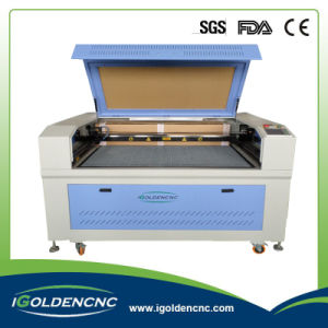 up and Down Table Double Heads Laser Cutting Machine 1290 pictures & photos