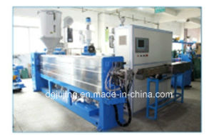 Manufacturing Equipment Jacket Sheath Lsoh Cable Extrusion Line pictures & photos