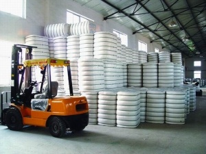 Polyester Staple Fibre New Tide for Spinning Usage pictures & photos