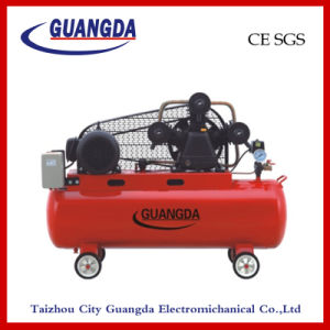 CE SGS 100L 4HP Belt Driven Air Compressor (W-0.36/8) pictures & photos