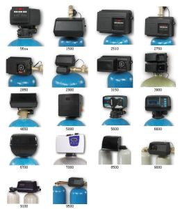 Fleck Automatical Control Valve for Filter and Softener pictures & photos