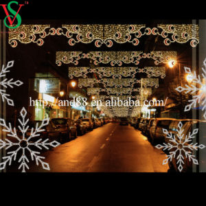 Outdoor Christmas Light LED Street Decoration Motif Light pictures & photos