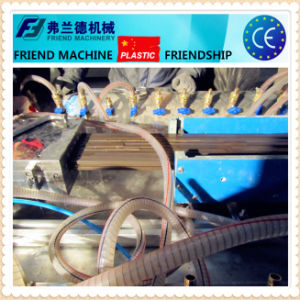 WPC Outdoor Floor Profile Extrusion Line pictures & photos