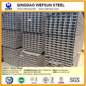 Canales De Acero En C Steel Profile pictures & photos