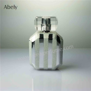 Multiple Decoration Small Volume Glass Perfume Bottle pictures & photos