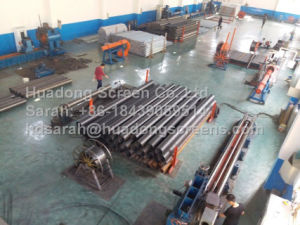 Carbon Steel and Stainless Steel Bridge Well Slot Filter/Water Well Screen/Bridge Oil Well Filter pictures & photos