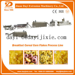 Puffed Corn Snacks Extruder Machine pictures & photos