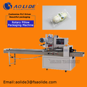 Factory Supply Automatic Flow Vegetable Cabbage Packing Machine Factory pictures & photos