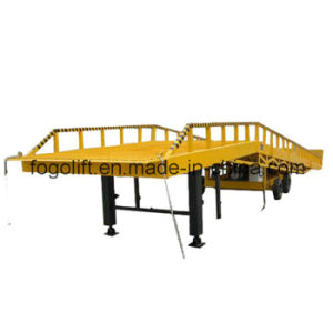 Competitive Price Hydraulic Mobile Dock Ramp with Good Quality pictures & photos