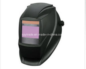 Solar Powered Auto Darkening Welding Helmet with Ce /SGS pictures & photos