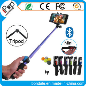 Tripods Selfie Stick Mini Aluminum Selfie Stick with Smartphone Remote Shutter