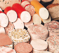CE Approved Popular Salami Making Machine pictures & photos