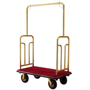 Hotel Luggage Hand Cart (DF28) pictures & photos