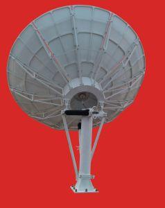3m Steel Plate C/Ku Band Satellite Dish Outdoor Parabolic Antenna pictures & photos