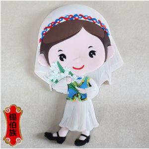 Resin Fridge Decoration Souvenir Items China Feature Fridge Magnet pictures & photos