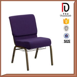 Steel Leg Elegant Church Pulpit Chair Br-J013 pictures & photos