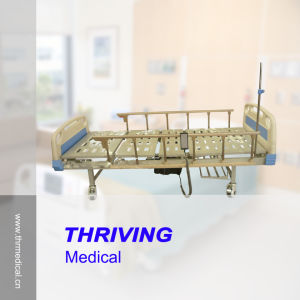 2-Function Electric Hospital Bed pictures & photos