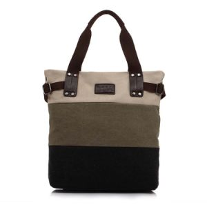Fashion Ladies Shoulder Bag Canvas Retro Women Shopping Tote Bag pictures & photos