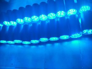 12W Per Side Outdoor LED RGB up Down Wall Pack Light pictures & photos