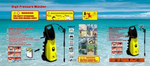 Electric, Kingwash, High Pressure Washer (QL-3100C) pictures & photos