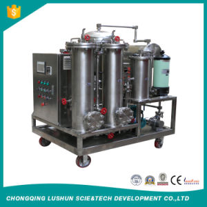 Lushun Brand Zt-I-Zz Fire Resistant Hydraulic Oil Purifier for Oil Refinery Factory From Chongqing. China pictures & photos