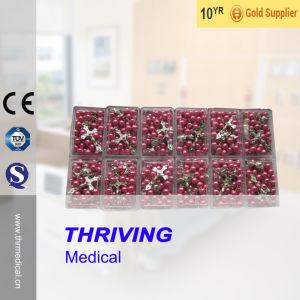 Thr-IR003(Plum Colour) Plum Colour Imitation Pearls pictures & photos