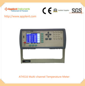 Multi-Channel Temperature Thermocouple Thermometer (AT4516) pictures & photos