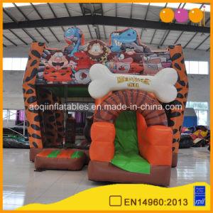 Amusement Equipment Fun World Animal Theme Inflatable Combo (AQ1395) pictures & photos