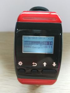 CE Approved 433.92MHz Table Buzzer Calling System for Restaurant pictures & photos