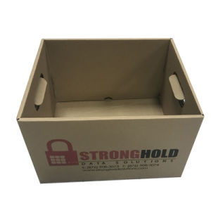 Heavy Duty Large Corrugated Cardboard Box pictures & photos