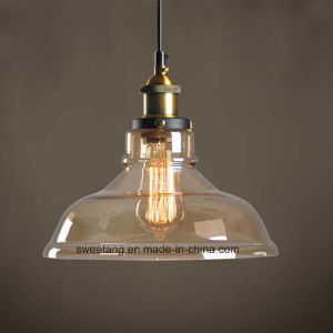 Indoor Light Modern Glass Pendant Lamp for Restaurant Decorative pictures & photos