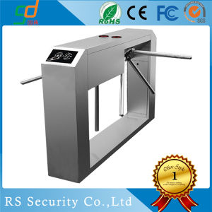 Automatic Tripod Turnstile with 304# Stainless Steel Housing