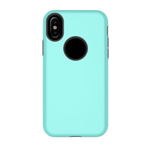 Shockproof Phone Leather TPU Back Cover Case for iPhone 8 pictures & photos