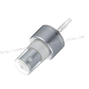 20410 Matt Silver Aluminum Cream Pump with PP Cap pictures & photos