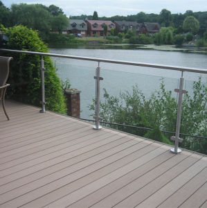304 316 Stainless Steel Balustrades and Handrails for Stair Balcony Baluster pictures & photos