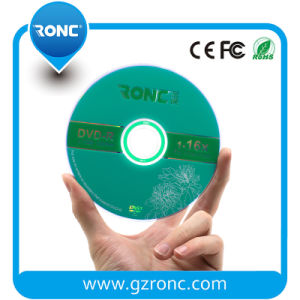 Fast Reorder Speed DVD Printable with label Sticker pictures & photos