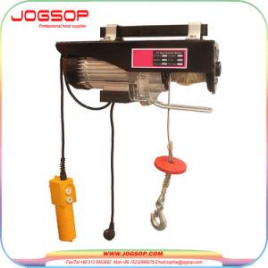 PA Mini Electric Hoist Building Portable Electric Winch pictures & photos