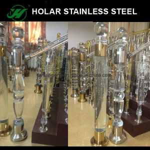 Acrylic Material Baluster pictures & photos