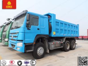 25 Tons HOWO 6X4 Sinotruck 371/380/390HP Dump Tipper Truck pictures & photos