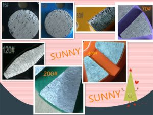 3 Inch Metal Diamond Grinding Pad for Pre/Master Grinder pictures & photos