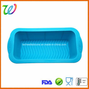 Rectangle Pastry Toast Silicone Loaf Cake Pan pictures & photos