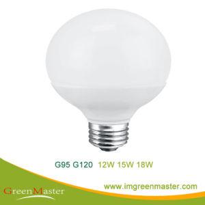 G95/120 12W 15W 18W Plastic Aluminum LED Bulb pictures & photos