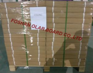 Calcium Silicate Board-Perforated Sound Insulation Ceiling-Building Material pictures & photos