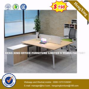 L Shape Office Table Modern Executive Office Desk (HX-8NR0050) pictures & photos