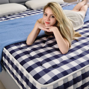 Double Queen King Size Pocket Spring Mattress G7901 pictures & photos