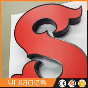 Frontlit Stainless Steel Advertising LED Channel Letter pictures & photos