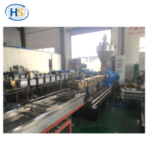 GF + ABS PP PA Compounding Extrusion Machine with Water Treatment pictures & photos